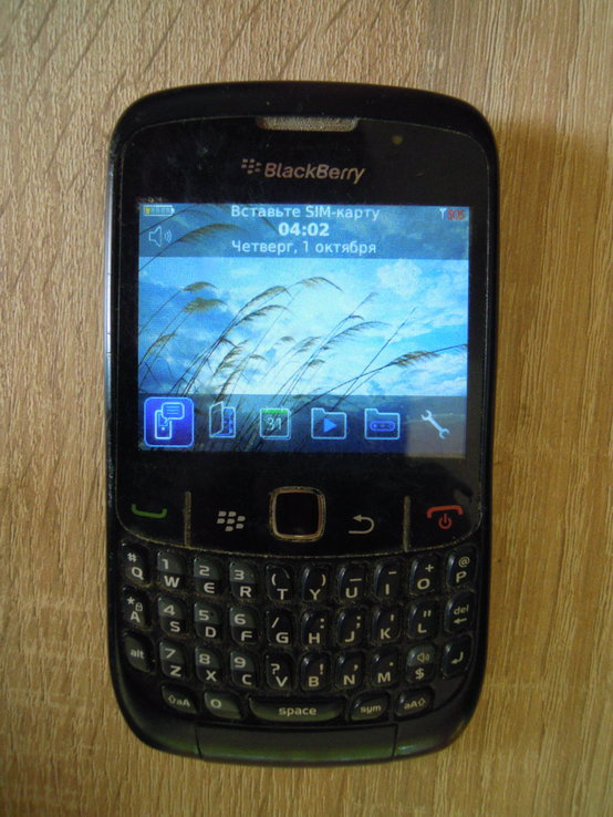 Blackberry 8520, фото №2