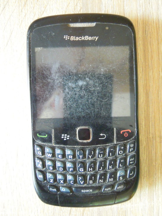 Blackberry 8520, фото №5