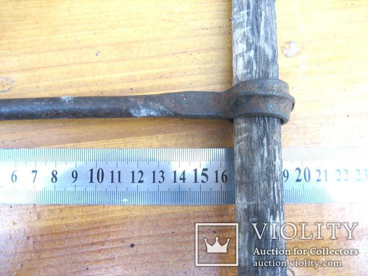 Старовинний столярний інструмент, фото №6
