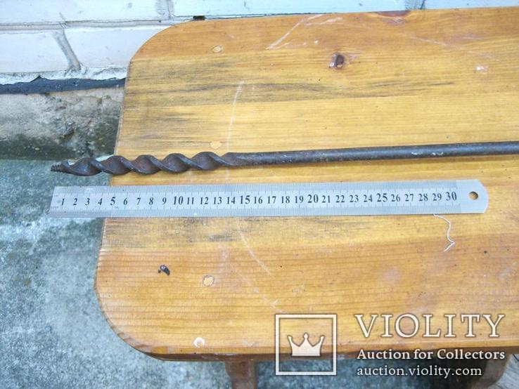 Старовинний столярний інструмент, фото №7