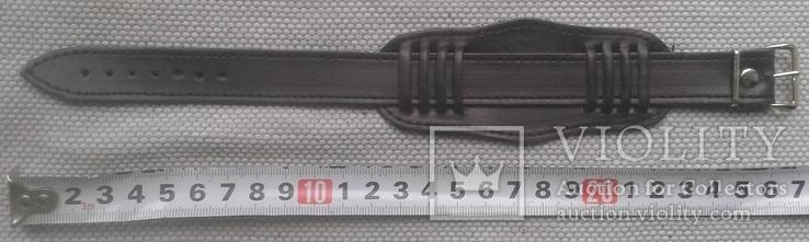 Ремешок с напульсником в стиле Ретро , 18 мм., комбинированный , 4 штуки в лоте, фото №7