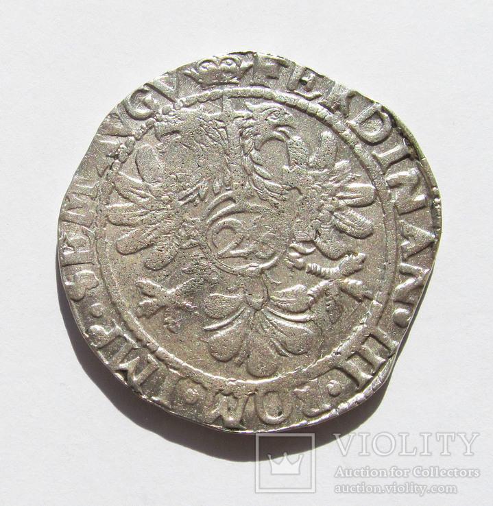 Флорин 1637-1657гг. Г. Эмден.Фердинанд III, Германия