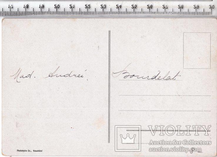 Швейцария. Ивердон-ле-Бен. До 1945 года. (3), фото №3