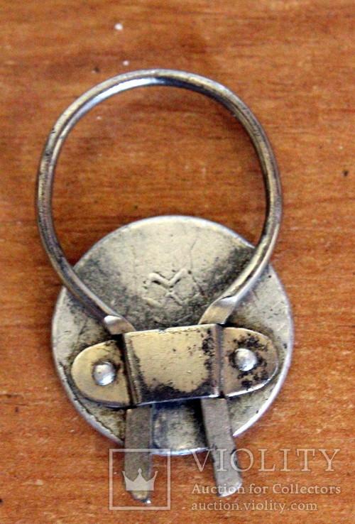 """Сувенирный брелок для дверных ключей """"Киiв""""-из алюминия, фото №3"""