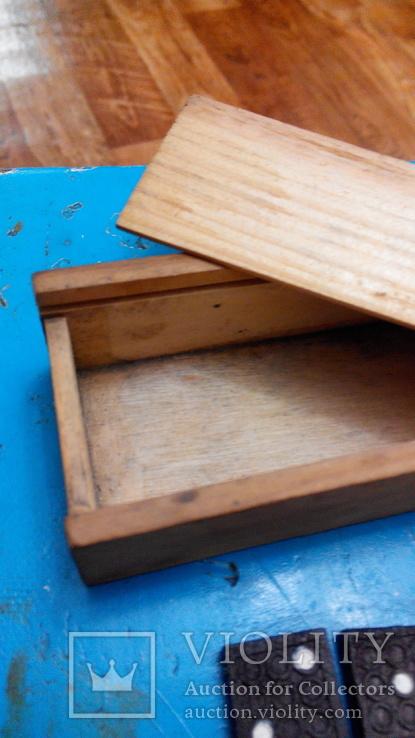 Деревянное домино, фото №4