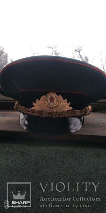 Фуражка офицерская