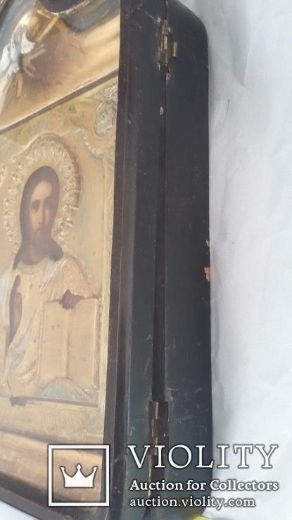 Икона Спас., фото №3