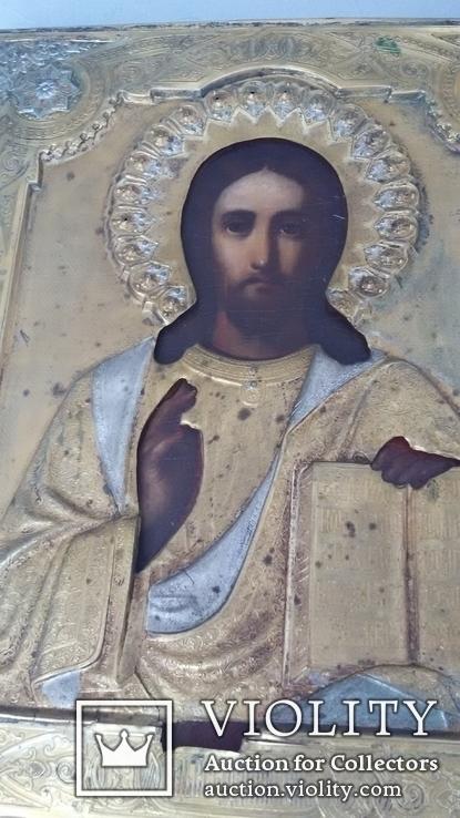 Икона Спас., фото №9