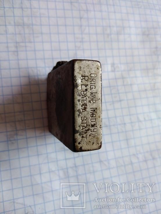 Зажигалка із написом, фото №7