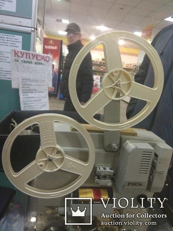 Кинопроектор, фото №8