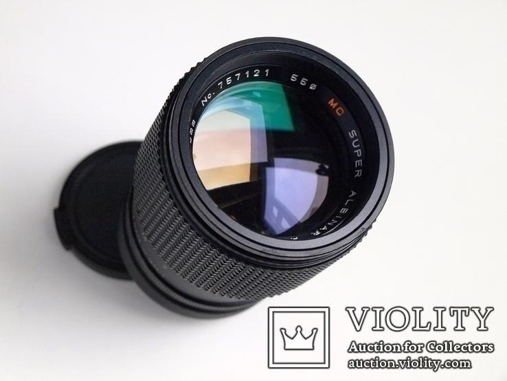Super Albinar МС 2,8/135,М 42,Япония, фото №6