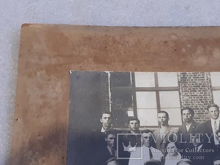 Фото 1931 г. 1 курс Рабфака х.т.з., фото №10