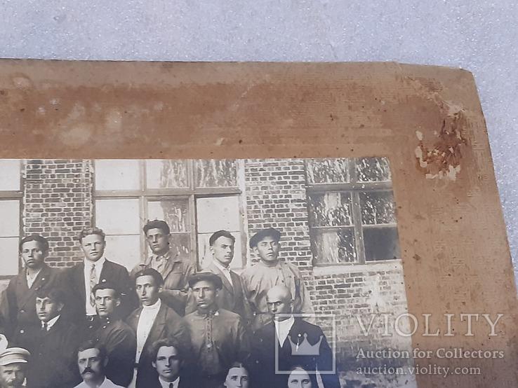 Фото 1931 г. 1 курс Рабфака х.т.з., фото №11