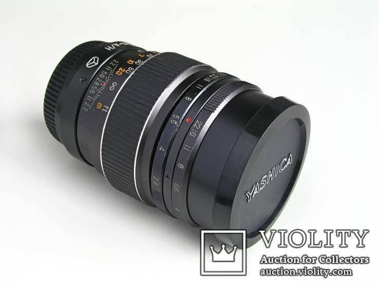 Beroflex 2,8/135 c кольцом КП/А-Н для Nikon,Япония, фото №3