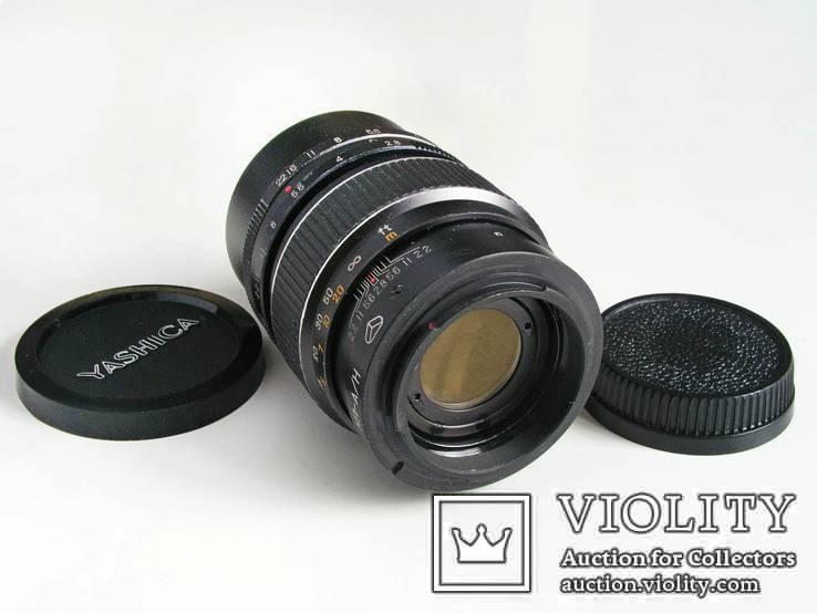Beroflex 2,8/135 c кольцом КП/А-Н для Nikon,Япония, фото №6