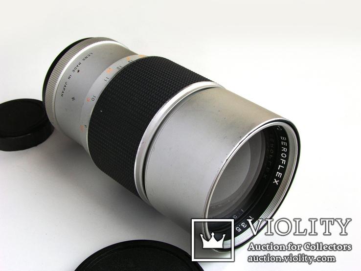 Beroflex 3,5/200 для М 42,Япония, фото №2