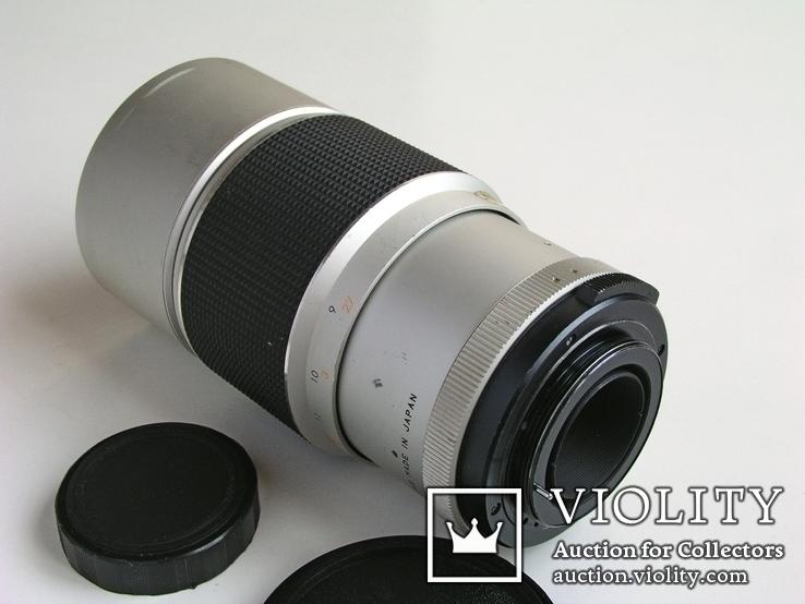 Beroflex 3,5/200 для М 42,Япония, фото №4