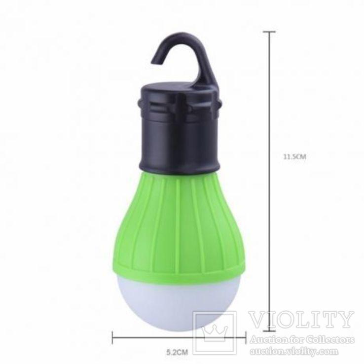 Палаточная Влагозащитная LED Лампа, фото №3