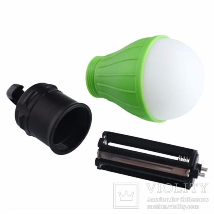 Палаточная Влагозащитная LED Лампа, фото №4