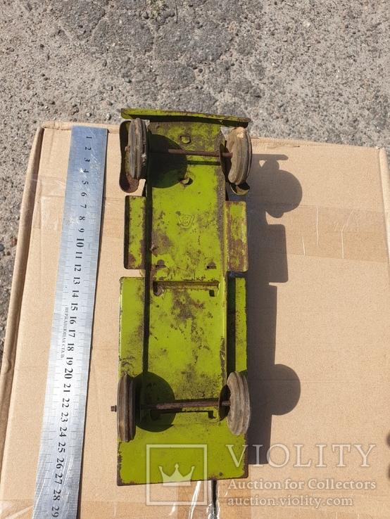 Грузовик вантажівка зис машинка ссср, фото №3