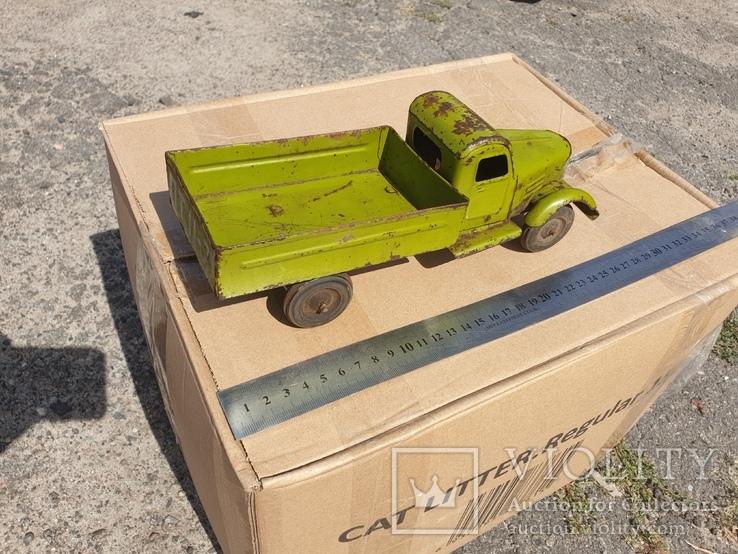 Грузовик вантажівка зис машинка ссср, фото №2
