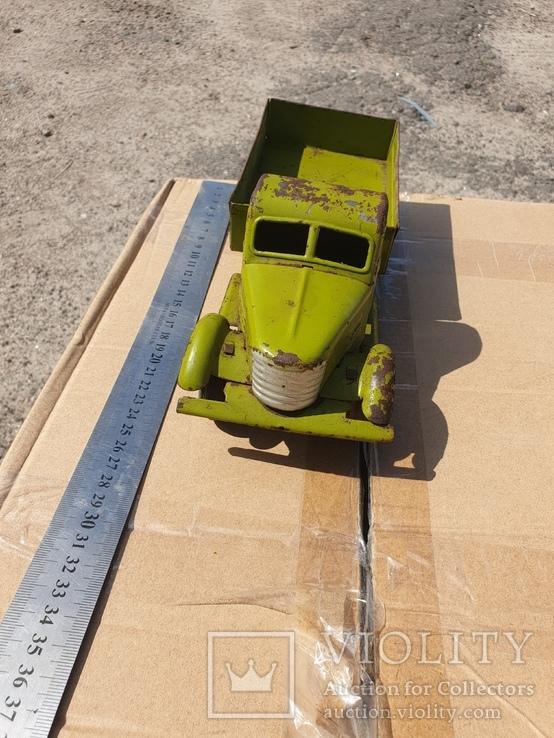 Грузовик вантажівка зис машинка ссср, фото №8