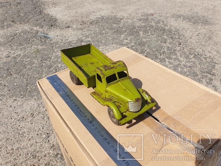 Грузовик вантажівка зис машинка ссср, фото №10