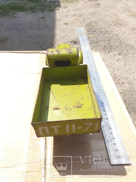 Грузовик вантажівка зис машинка ссср, фото №11