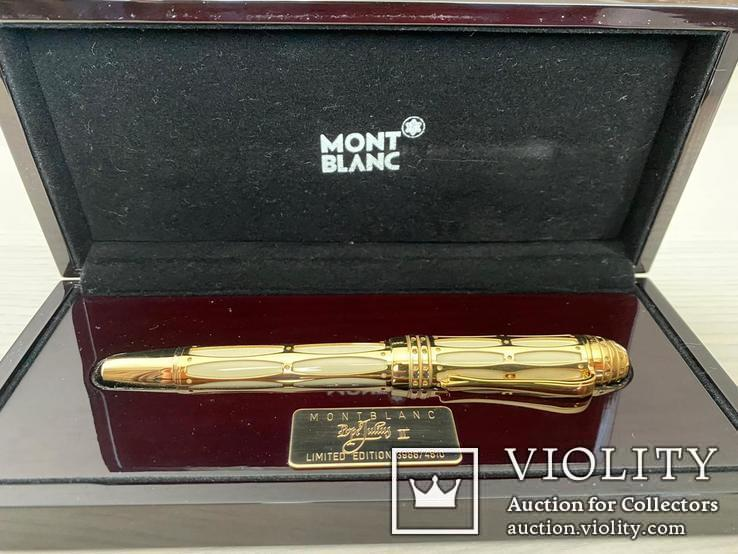 Перьевая ручка  MONT BLANC, фото №5