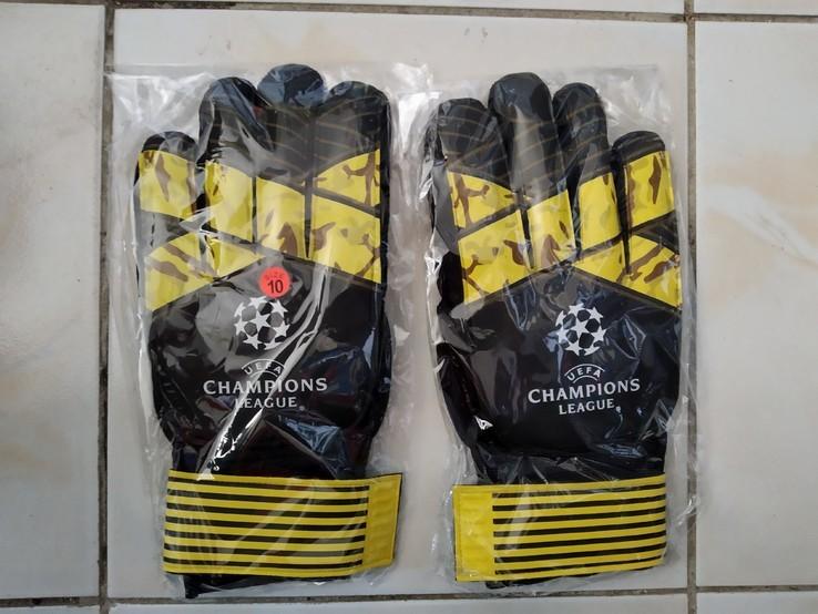 Вратарские перчатки Champions League