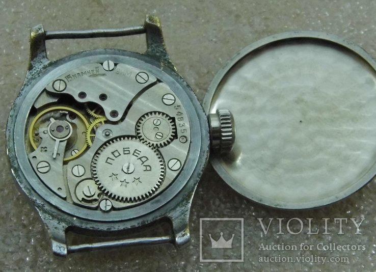 Часы победа ссср, фото №6