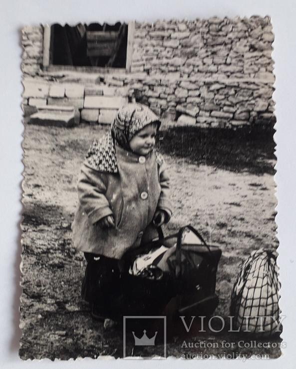"""Фотография детская """"Хозяюшка"""" (8.5*11), фото №3"""