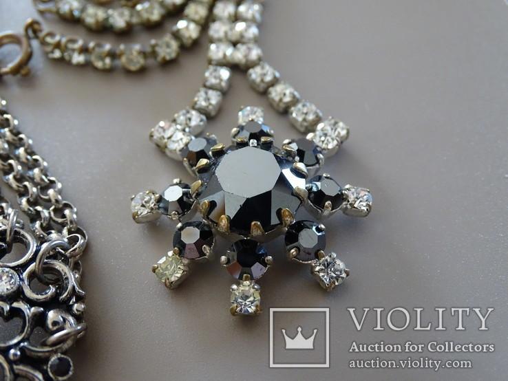 Колье-ожерелье. 3 шт., фото №4