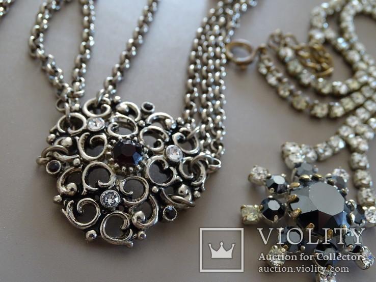 Колье-ожерелье. 3 шт., фото №5