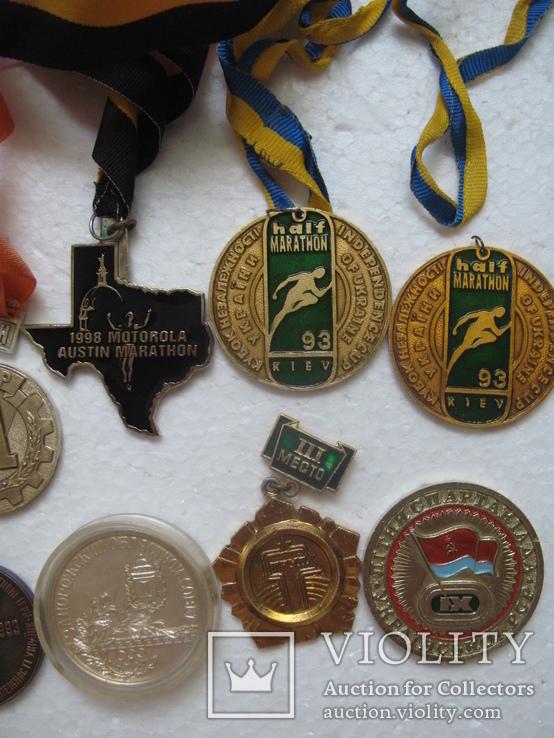 Спортивные медали, фото №5