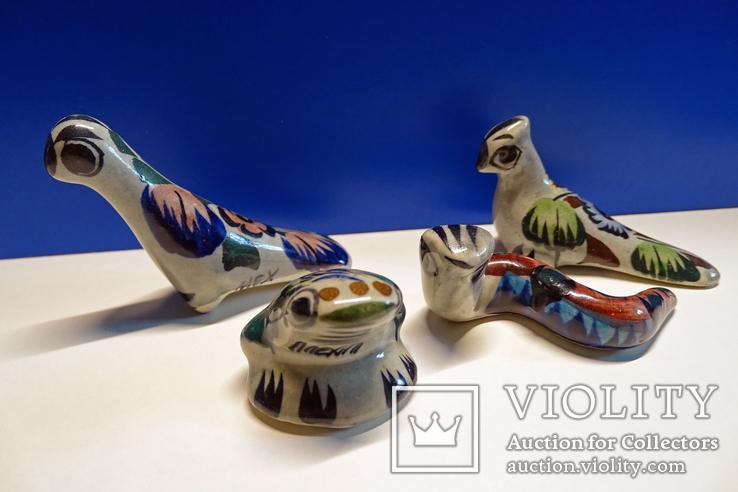 Коллекционные Tonala, фигурки Mexico. 10 шт., фото №8
