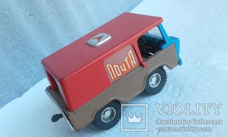 Машинка Почта, фото №4