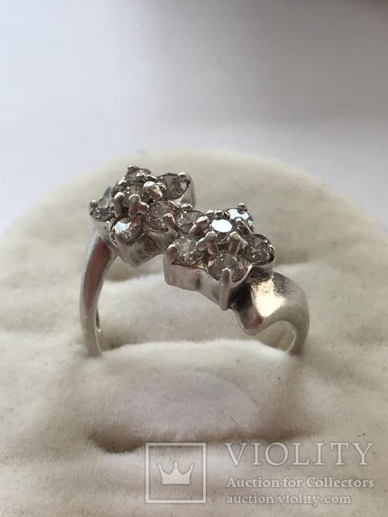 Кольцо женское, фото №3