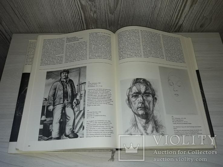 Готтфрід Баммес.Bammes Gottfried. Зображення фігури людини 1985, фото №13