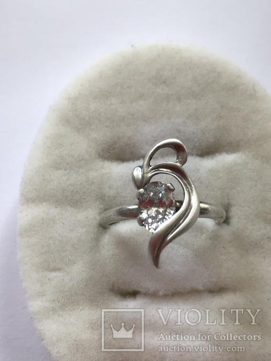 Женское кольцо, фото №3