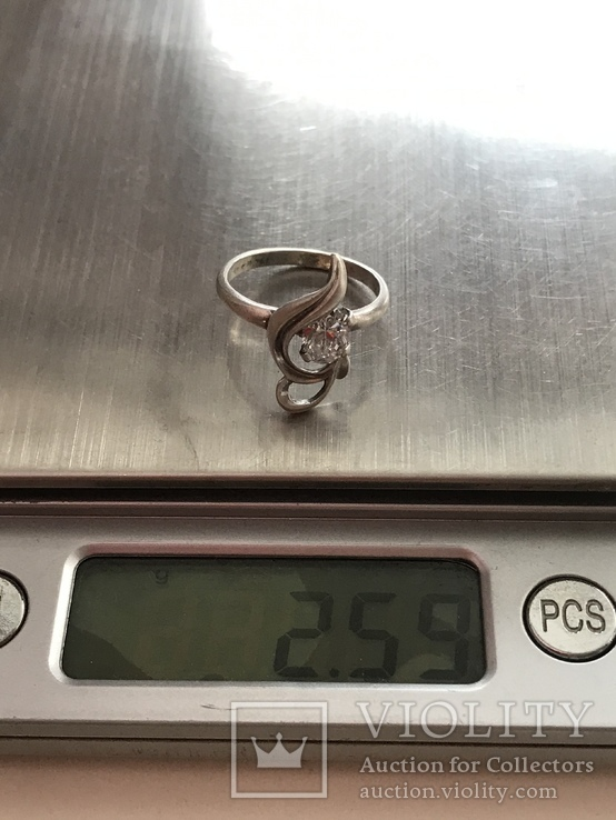 Женское кольцо, фото №5
