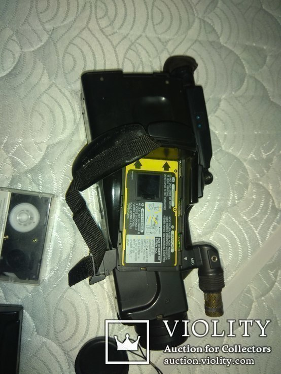 Видеокамера Шарп, фото №2