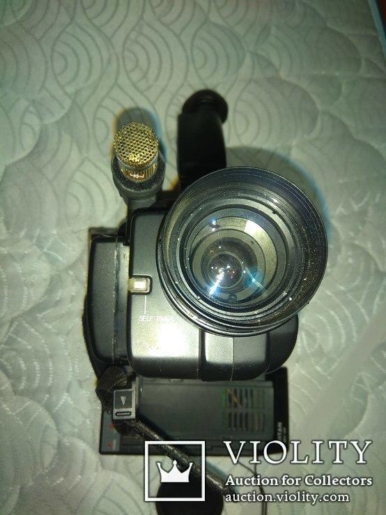 Видеокамера Шарп, фото №3