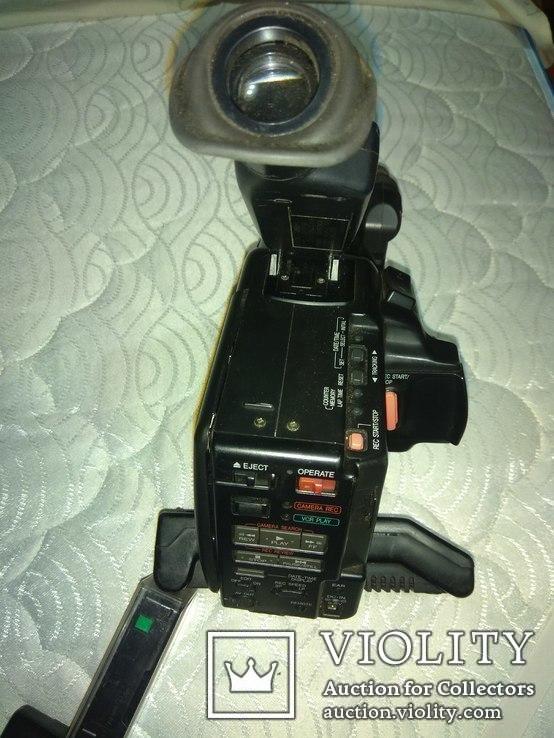 Видеокамера Шарп, фото №4