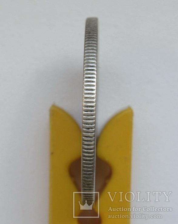 1/2 кроны 1936 г. Великобритания, серебро, фото №12