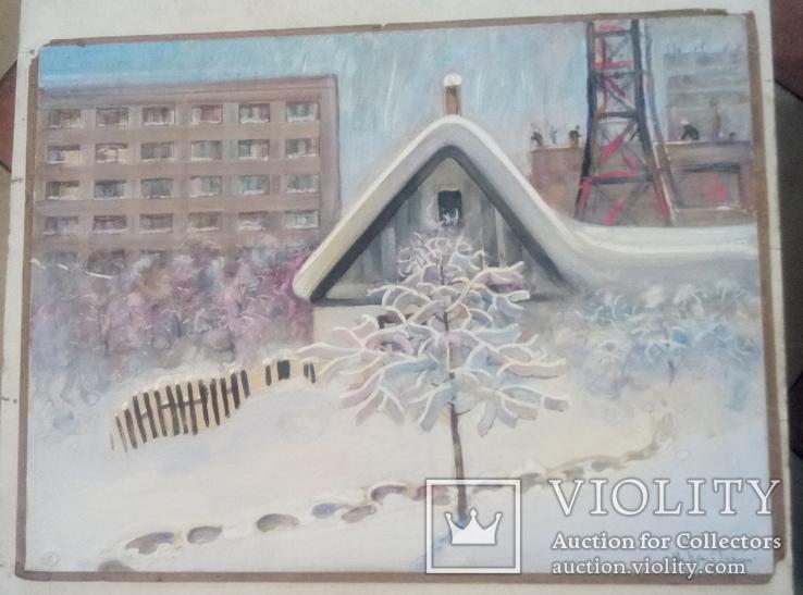 Зимний день, фото №4