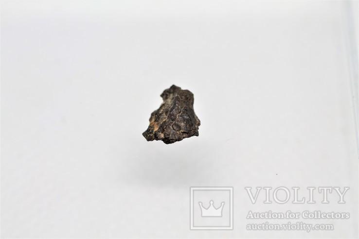 Залізо-кам'яний метеорит Vaca Muerta, 0,23 грам, із сертифікатом, фото №9