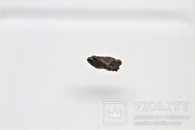 Залізо-кам'яний метеорит Vaca Muerta, 0,23 грам, із сертифікатом, фото №10