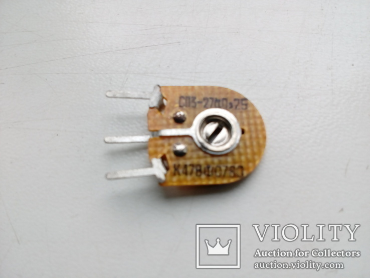 Переменные резисторы СП3-27а-514 шт,6К88-230шт.,новые, фото №4