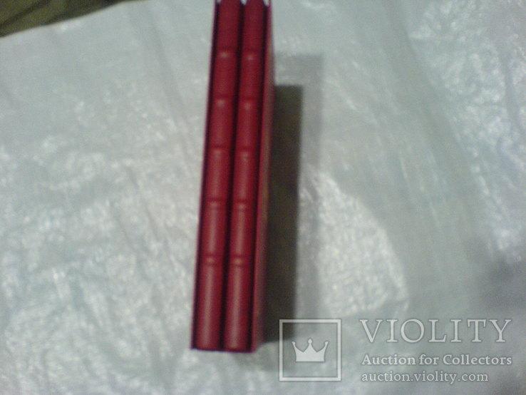 Реймска евангелія в 2 кнігах- факсимильное издание, фото №3
